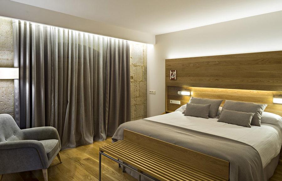 Hotel Real Colegiata - Habitación