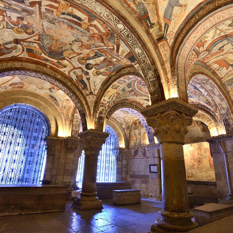 Entrada Panteón de los Reyes