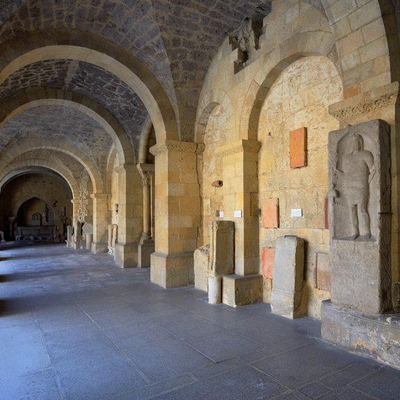 Museo de San Isidoro-Claustro